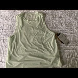 Athleta Muscle Tee